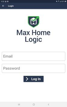 Max Home Logic poster