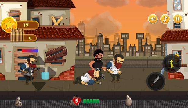 Revenge of Hero : Action 2D Platform Shooter Games screenshot 12