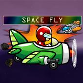Space Fly Pro - Airplane Game,Aiplane Shooter Game icon