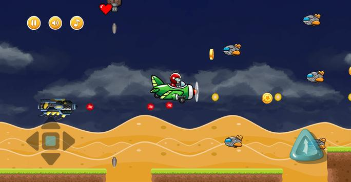 Space Fly Pro - Airplane Game,Aiplane Shooter Game screenshot 4