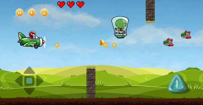 Space Fly Pro - Airplane Game,Aiplane Shooter Game screenshot 5