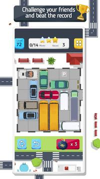 Crazy Parking – Cars Unblock Slide Puzzle Game screenshot 14
