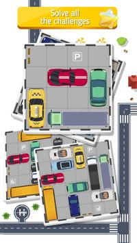 Crazy Parking – Cars Unblock Slide Puzzle Game screenshot 1