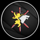 Split Quiz Game of Thrones icon