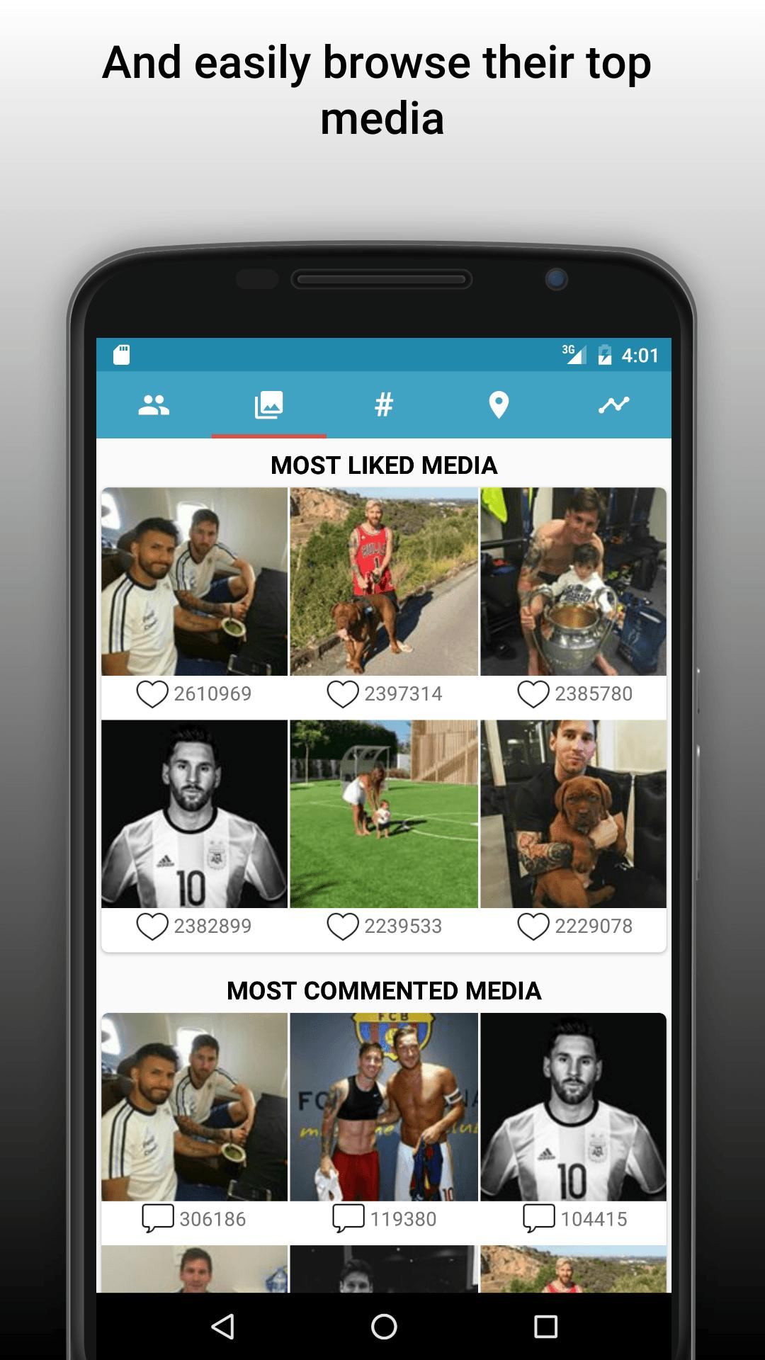 Follower Analyzer for Android - APK Download