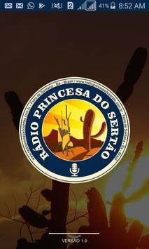 Rádio Princesa do Sertão poster