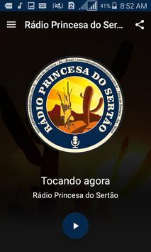 Rádio Princesa do Sertão screenshot 1