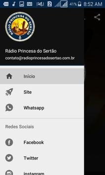 Rádio Princesa do Sertão screenshot 2
