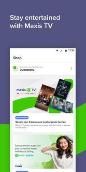 Maxis 스크린샷 3