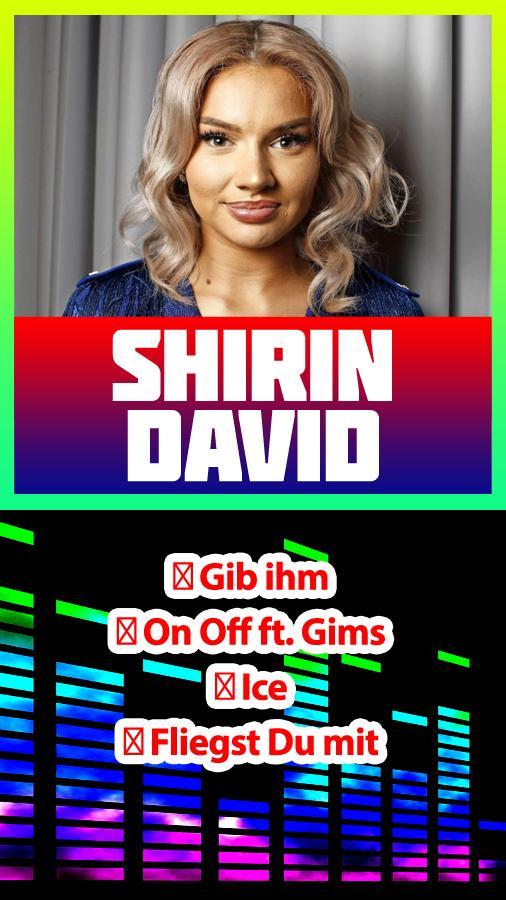 shirin david du liebst mich nicht
