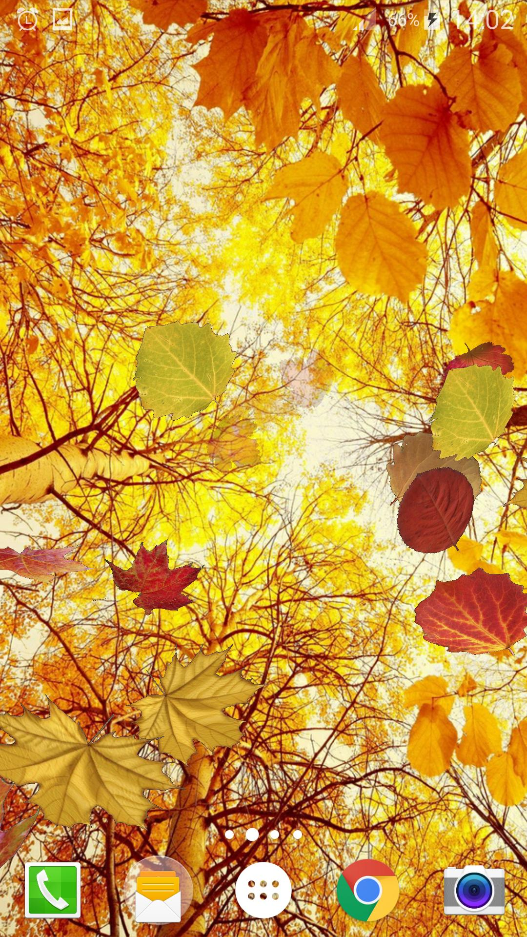 Falling Leaves 3d Live Wallpaper For Android Apk Download
