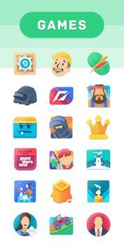 Moxy Icons Ekran Görüntüsü 1