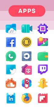 Moxy Icons Ekran Görüntüsü 3