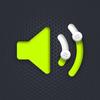 音量助推器和均衡器和MP3音樂播放器 圖標