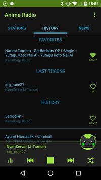 Anime Music Radio - J-pop, J-rock, Soundtracks screenshot 3