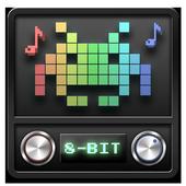 Retro Games Music - 8bit, Chiptune, SID icon