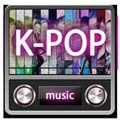 K-POP Korean Music Radio icon