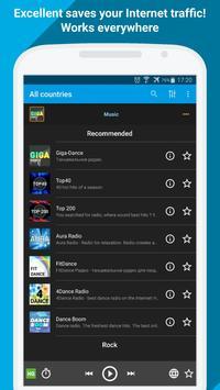 Radio Internet - PCRADIO capture d'écran 12