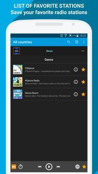 Radio Online - PCRADIO screenshot 5