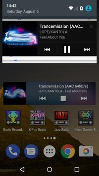 Record, Europa, Nashe Unofficial radio app screenshot 2