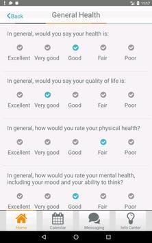 Care Plans screenshot 1