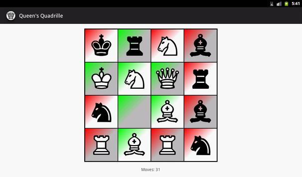 Queen's Quadrille screenshot 3