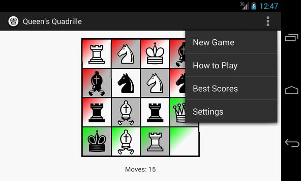 Queen's Quadrille screenshot 7