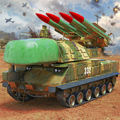 US Army Missile Attack & Ultimate War 2019 icon
