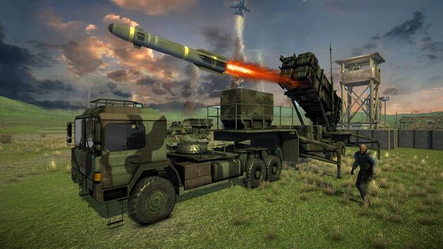US Army Missile Attack & Ultimate War 2019 poster