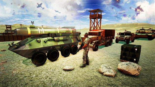 US Army Missile Attack & Ultimate War 2019 screenshot 11
