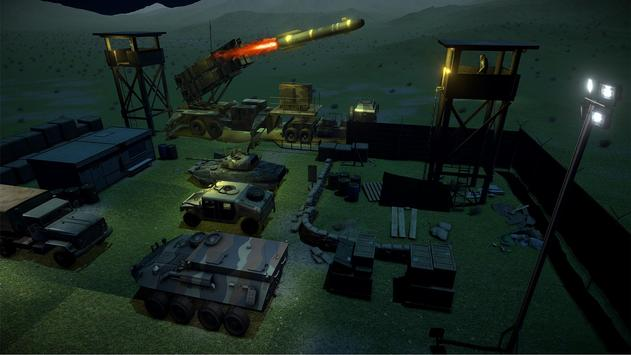 US Army Missile Attack & Ultimate War 2019 screenshot 1