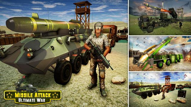 US Army Missile Attack & Ultimate War 2019 screenshot 4