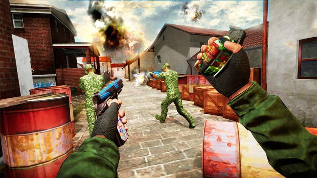 Fire Free Anti-Terrorism Commando Mission 2020 screenshot 6