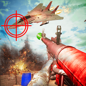 RPG Jet Sky War Fighter - Airplane Shooting Combat icon