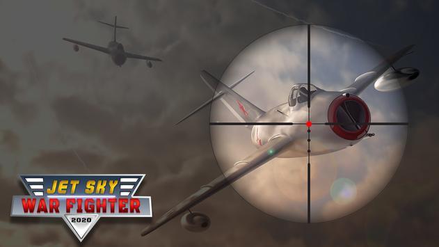 RPG Jet Sky War Fighter - Airplane Shooting Combat screenshot 13