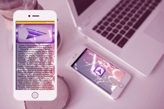 Anuel AA,Karol G -Culpables Nueva Musica y Letras screenshot 5
