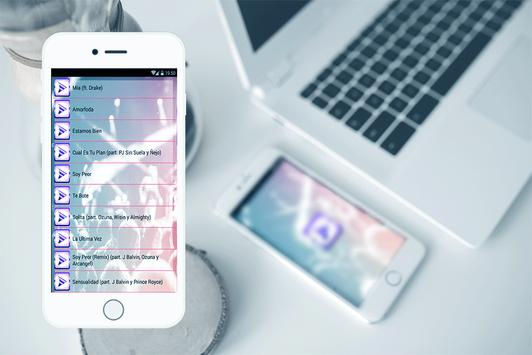 Bad Bunny feat. Drake - Mia Nueva Musica Y Letras screenshot 2