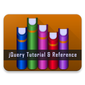 jQuery Tutorial & Reference icon