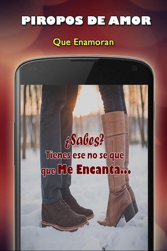 Frases De Amor Para Enamorar Für Android Apk Herunterladen