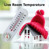 Live Room Temperature icon