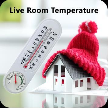 Live Room Temperature screenshot 1