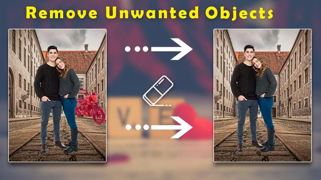 Touch to Remove Object from Photo: TouchRetouch screenshot 7