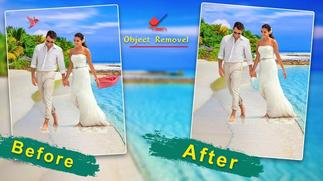 Touch to Remove Object from Photo: TouchRetouch screenshot 5