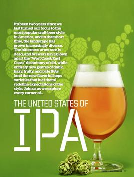 Craft Beer & Brewing Magazine capture d'écran 6