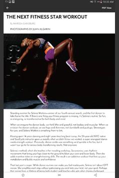 Women's Health Mag screenshot 7