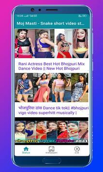 Mji Moj - Snake short video status screenshot 2