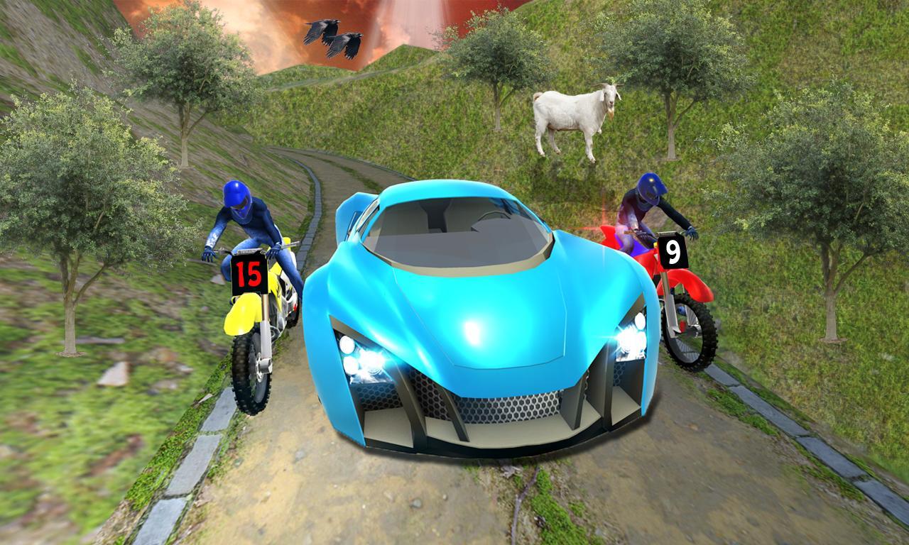 Moto Bheem Racing Super Bike 1