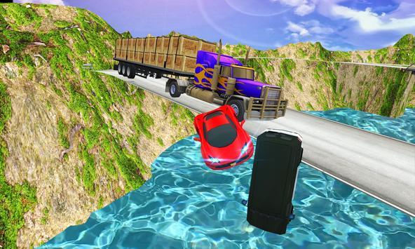 Super Hero Off Road Truck screenshot 2