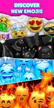 Create emoji up: new emoji & wemoji emojii hearts screenshot 5
