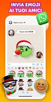 2 Schermata Crea emoji up: new emoj & wemoji emojii gif cuori